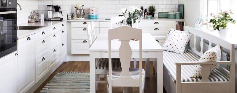 Как подобрать обеденную группу мебели для кухни?